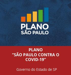 Plano 'São Paulo contra o COVID'